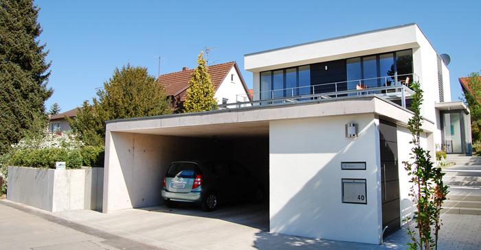 Wohnhaus c standardseite standardtitel for Flachbau haus bauen